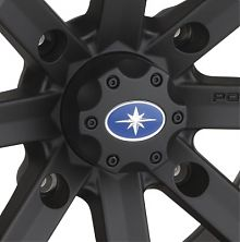 Колпачок / SIXR CENTER CAP  FLAT BLACK 1521509-521