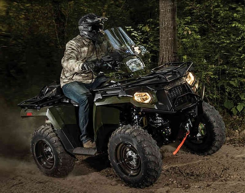 Sportsman® 450 Base Sage Green